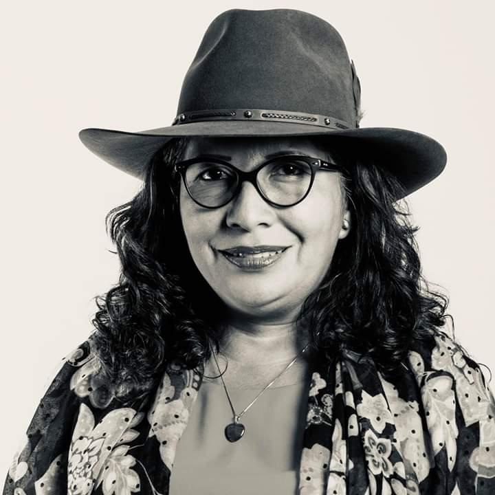 Líder social Luz Perly Córdoba