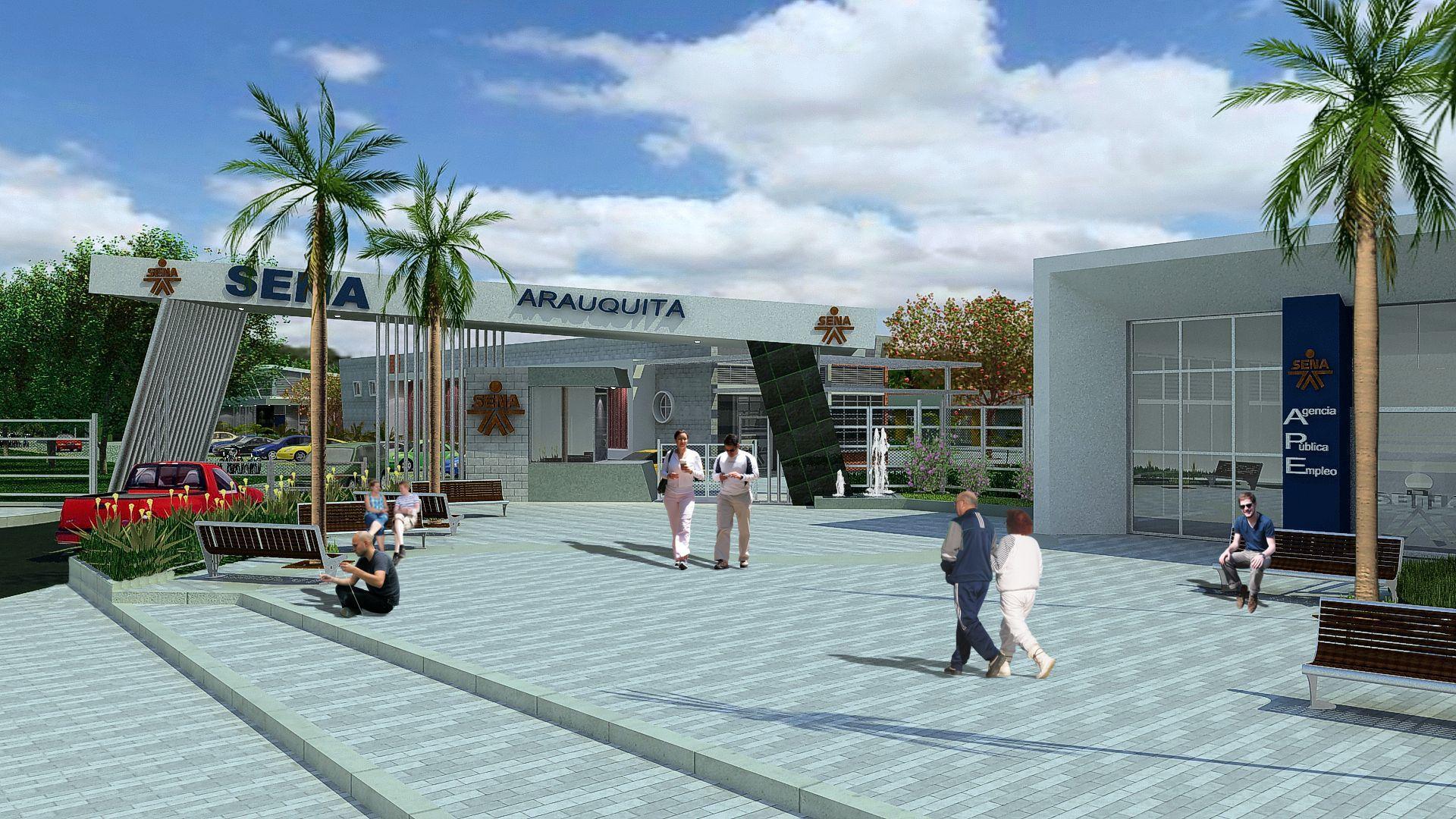 Render Proyecto Sena Arauquita
